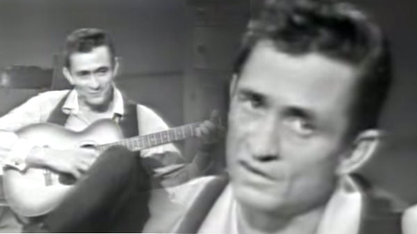 Johnny cash Songs | Johnny Cash - Five Feet High And Rising | Country Music Videos