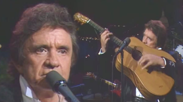 Johnny cash Songs | Johnny Cash - Ghost Riders In The Sky (Live 1987) | Country Music Videos