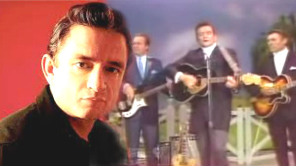 Johnny cash Songs | Johnny Cash - Ring of Fire | Country Music Videos