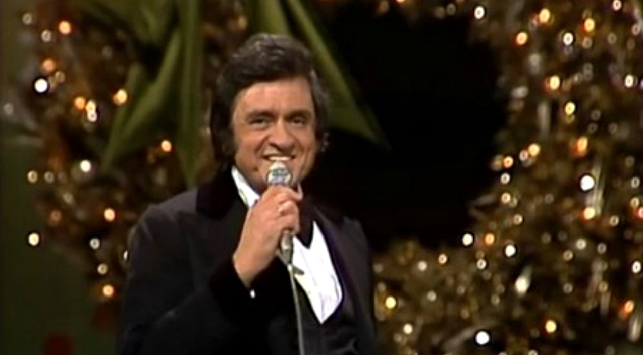 Johnny cash Songs | Johnny Cash Delivers Toe-Tapping Rendition Of