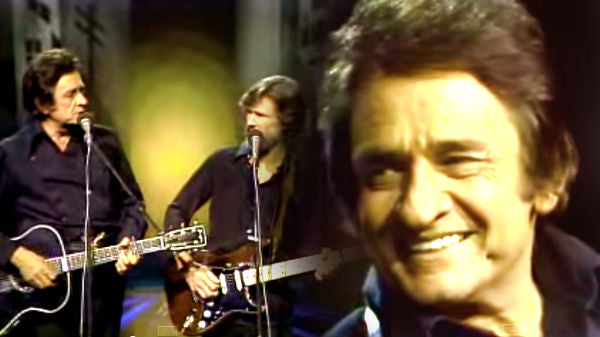 Kris kristofferson Songs | Johnny Cash and Kris Kristoffersen - Sunday Morning Coming Down | Country Music Videos