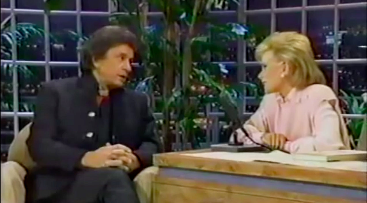 Johnny cash Songs | Johnny Cash Gives Joan Rivers A Lesson On Raccoon Hunting | Country Music Videos