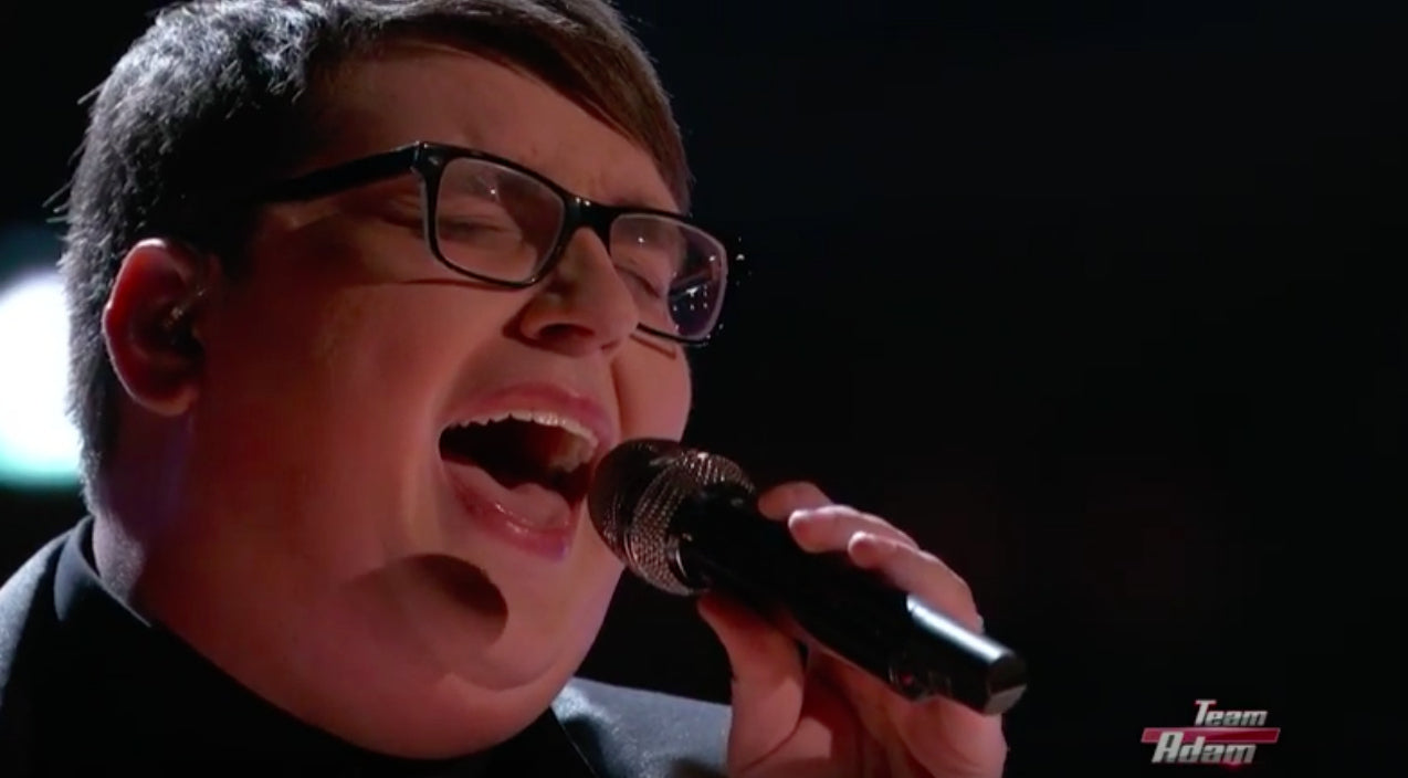 The voice Songs | Jordan Smith Takes 'The Voice' To Church With