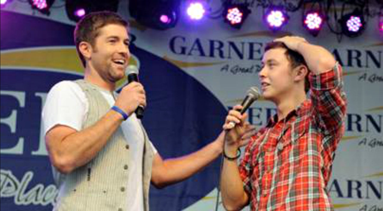 Scotty mccreery Songs   Scotty McCreery Gets Epic Surprise From Josh Turner   Country Music Videos