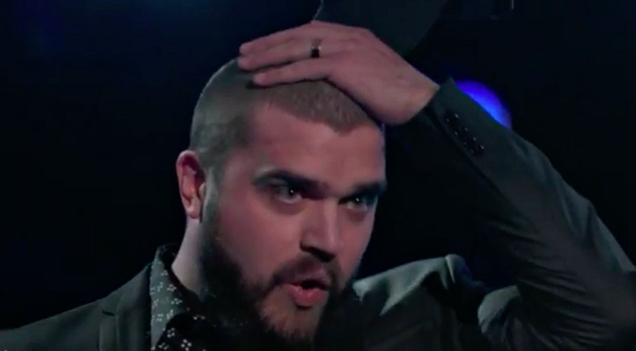 The voice Songs | Josh Gallagher Narrowly Avoids 'Voice' Elimination With Emotional