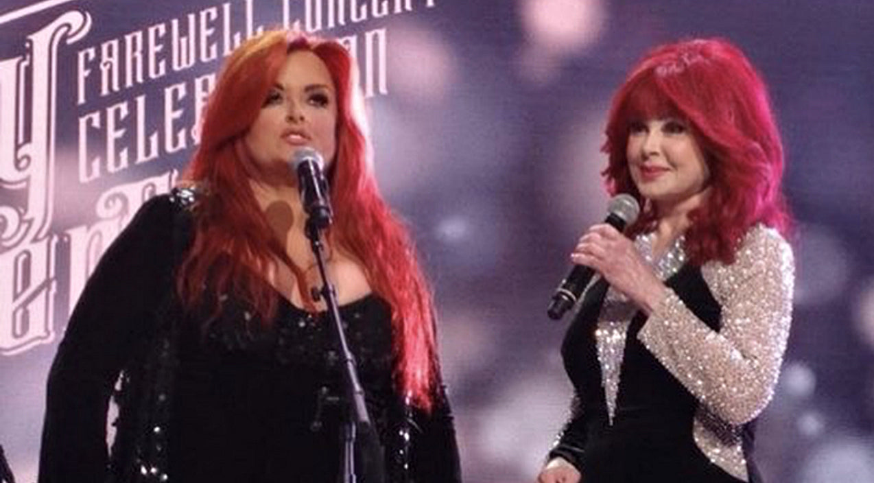 The judds Songs | The Judds Reunite To Pay Tribute To Kenny Rogers During His Farewell Concert | Country Music Videos