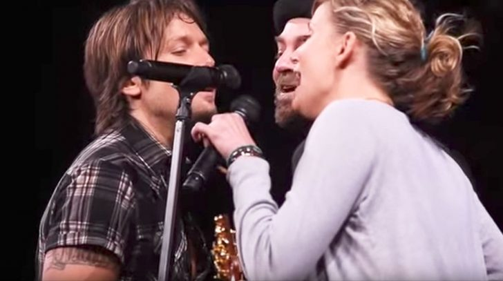 Sugarland Songs | Keith Urban & Sugarland Team Up For Killer Cover Of 'Seven Bridges Road' | Country Music Videos