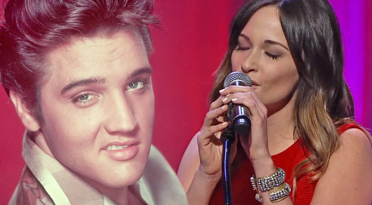 Modern country Songs | Kacey Musgraves Pays Tribute To Elvis In A Beautifully Tragic Cover Of 'Are You Lonesome Tonight' | Country Music Videos