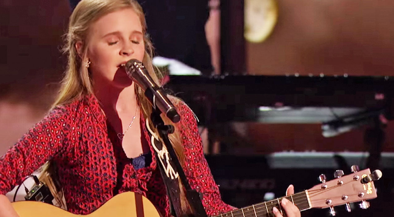 Maren morris Songs | 12-Year-Old 'America's Got Talent' Star Leaves Judges In Awe After 'My Church' Performance | Country Music Videos