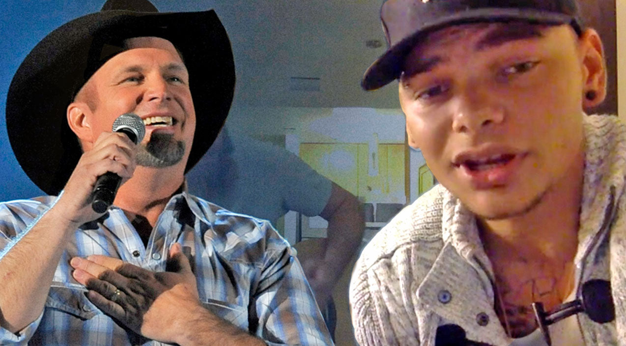 Modern country Songs | Unlikely Country Star, Kane Brown, Blows Everyone Away With Acoustic Garth Brooks Cover | Country Music Videos