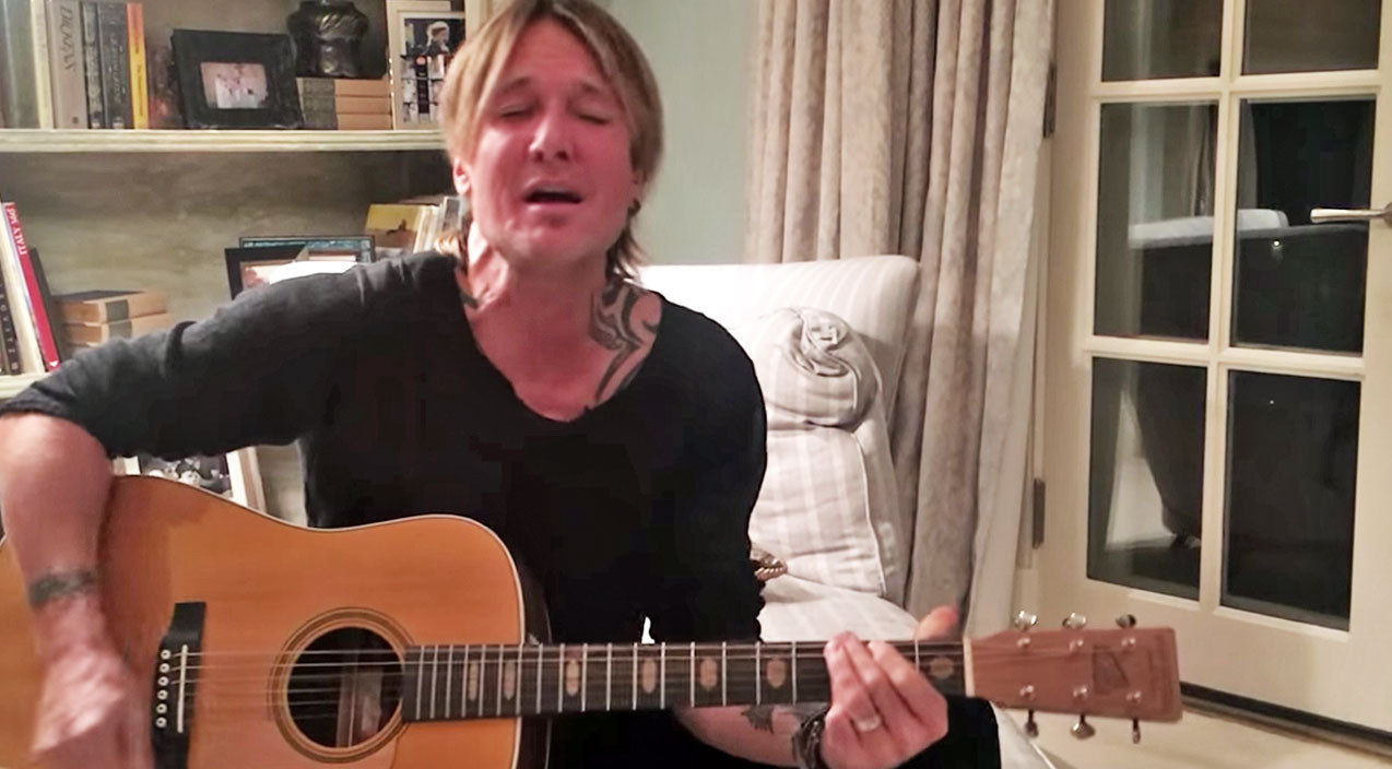 Prince Songs | Heartbroken Keith Urban Gives Emotional Acoustic Tribute To Musicians Who Died | Country Music Videos