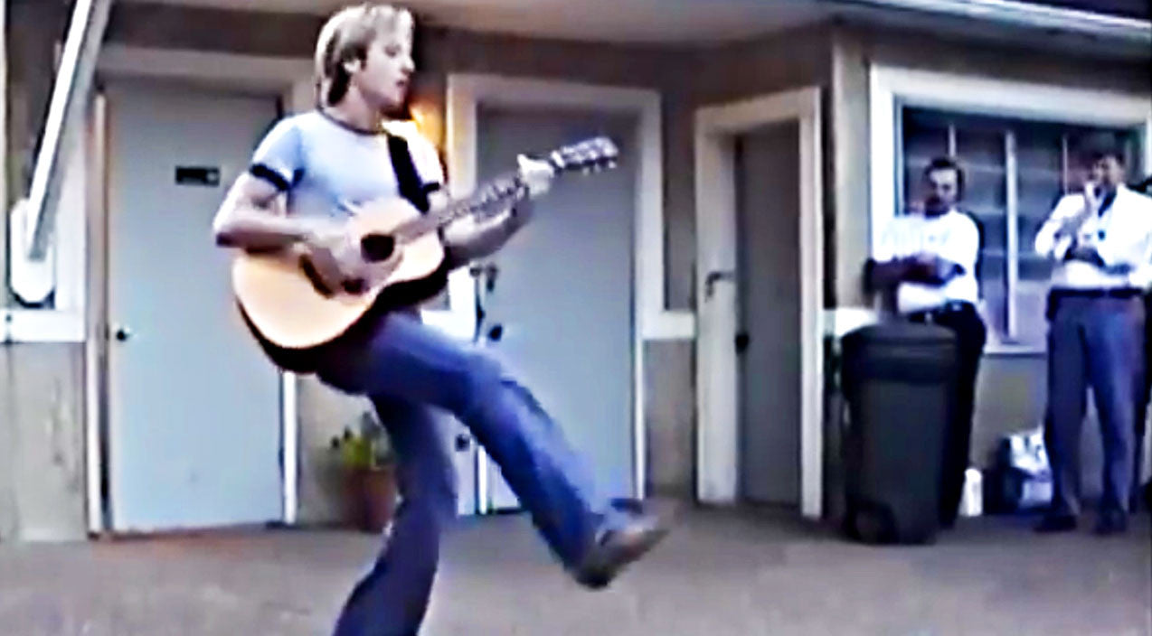 Keith urban Songs | Rare Video Surfaces: Young Keith Urban Dazzles Radio Execs With Wicked Guitar Skills | Country Music Videos
