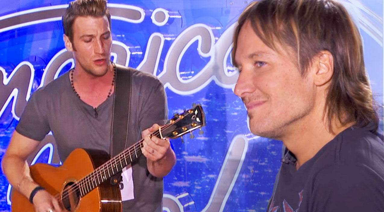 Keith urban Songs | Broadway Actor Impresses Keith Urban With His Own Hit Song | Country Music Videos