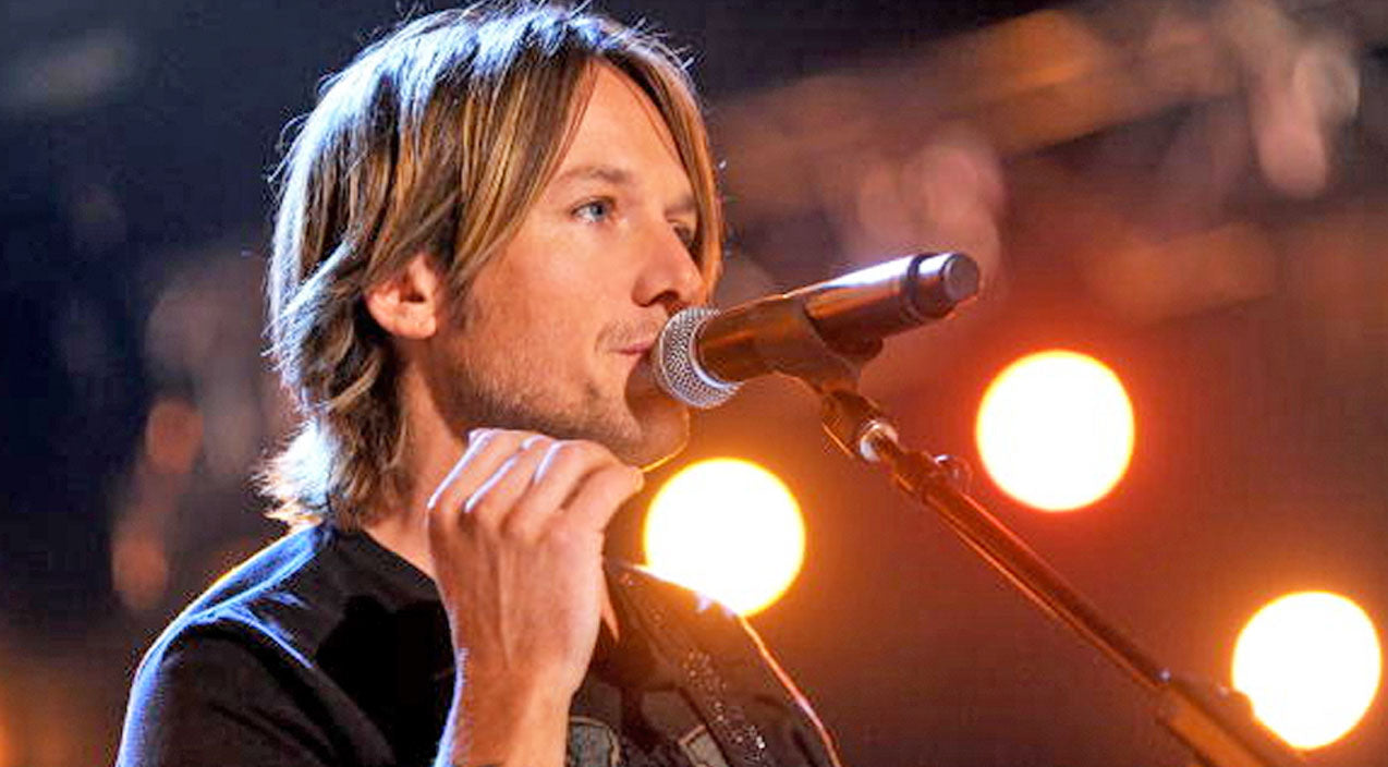 Modern country Songs | An Emotional Keith Urban Leaves It All On Stage | Country Music Videos