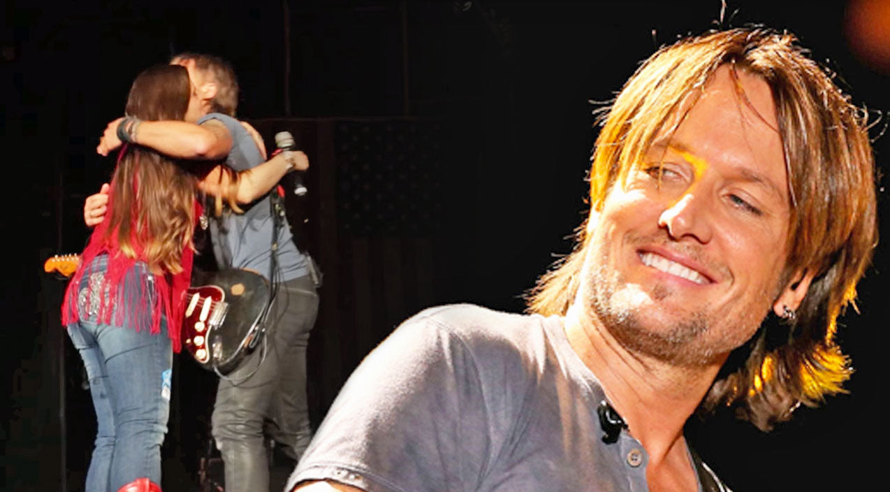 Keith urban Songs | Keith Urban Brings One Lucky Girl On Stage For Live Duet Of