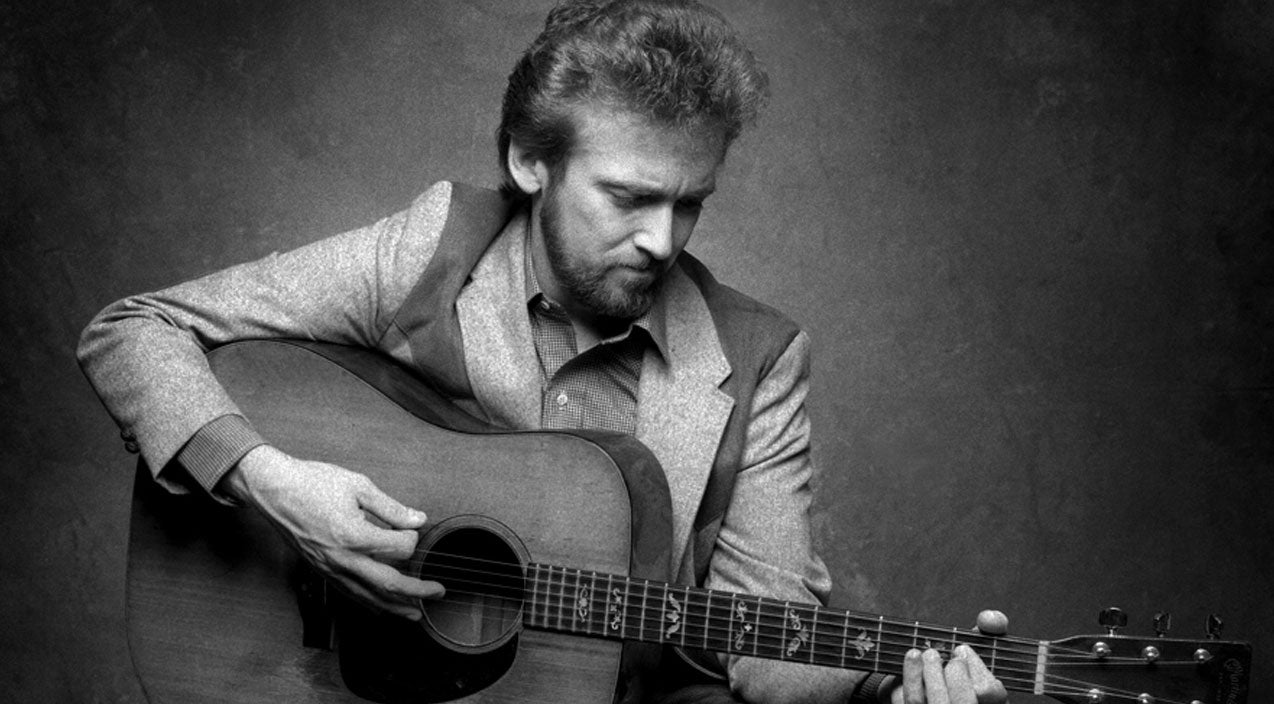 Keith whitley Songs | Keith Whitley Captivates With Signature Song, 'When You Say Nothing At All' | Country Music Videos