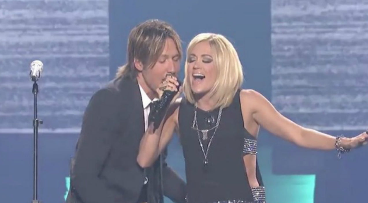 Keith urban Songs | Carrie Underwood And Keith Urban Are Taking 'The Fighter' Down Under | Country Music Videos