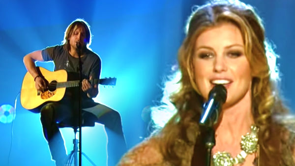 Keith urban Songs | Keith Urban and Faith Hill - You'll Think Of Me and The Lucky One (Grammy Awards 2006) | Country Music Videos