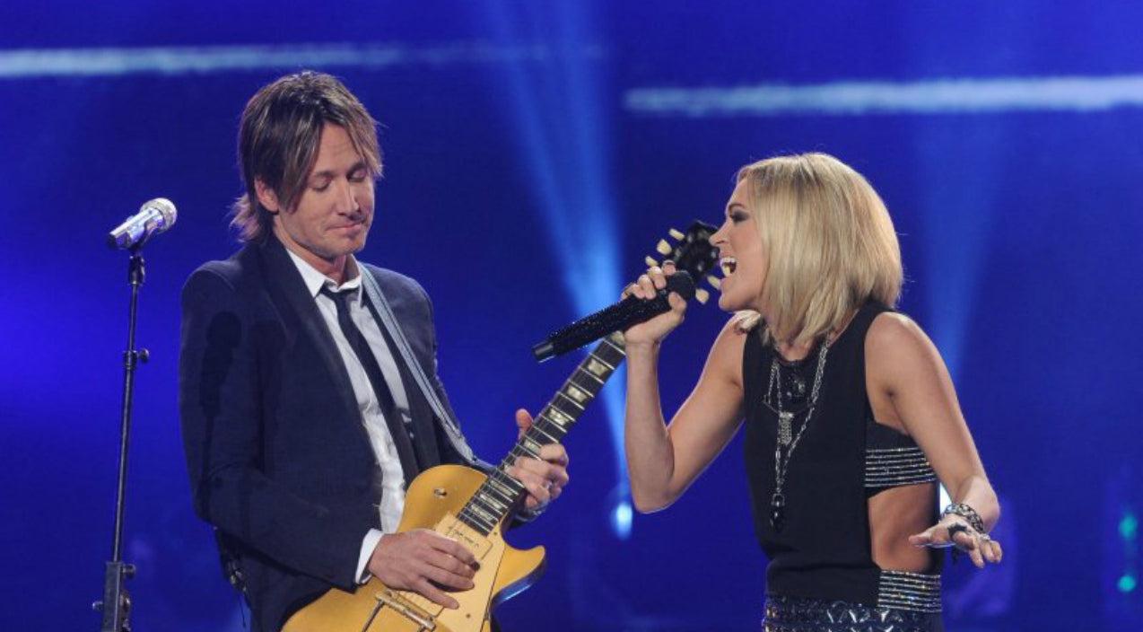 Keith urban Songs | Hear Keith Urban And Carrie Underwood's Much-Anticipated Duet [LISTEN] | Country Music Videos