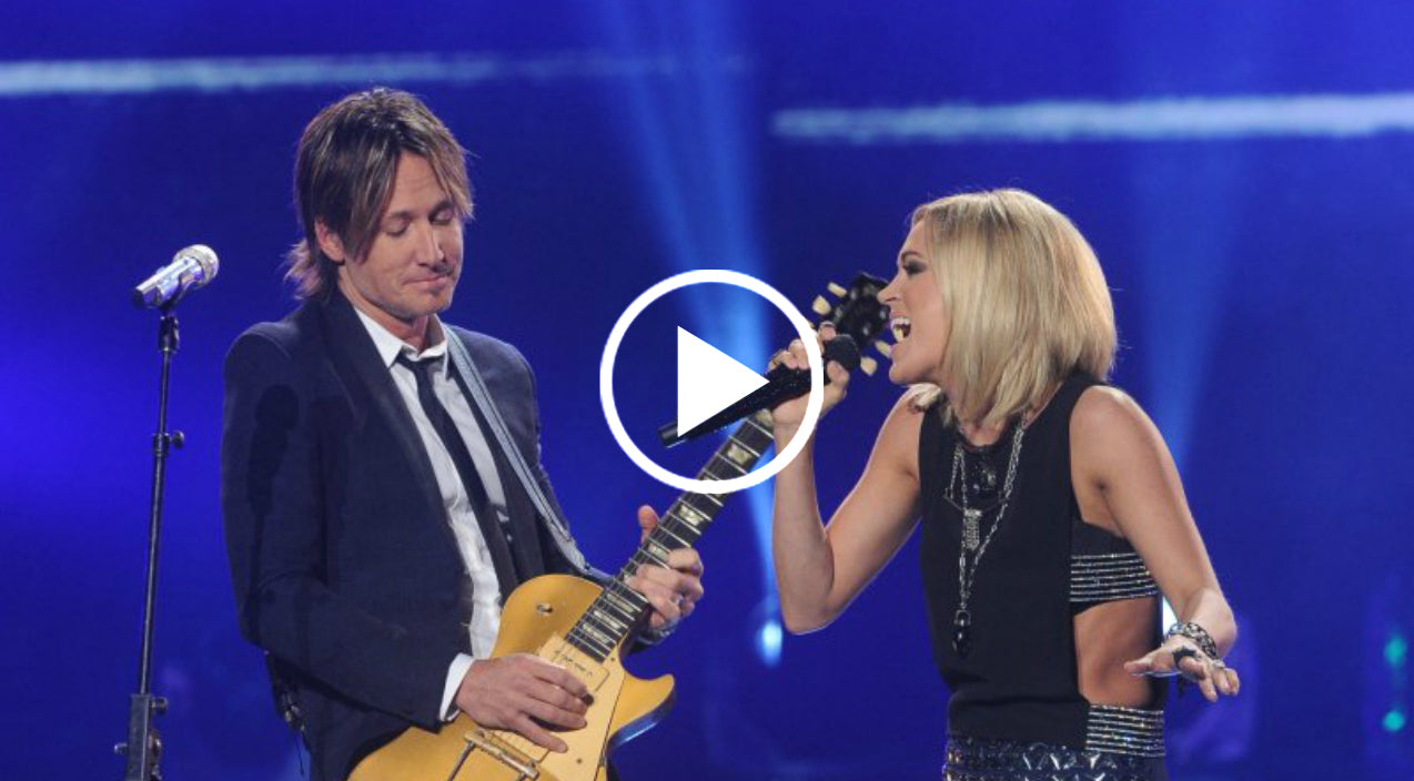 hear keith urban and carrie underwood 39 s much anticipated