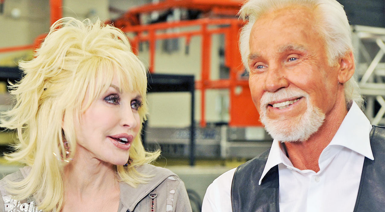 Kenny rogers Songs | Kenny Rogers Spills The Beans On His 'Spontaneous' Relationship With Dolly Parton | Country Music Videos