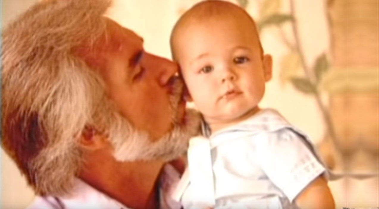 Kenny rogers Songs | TISSUE ALERT: Kenny Rogers Shares Tender Family Moments In Beautiful Tribute To Son | Country Music Videos