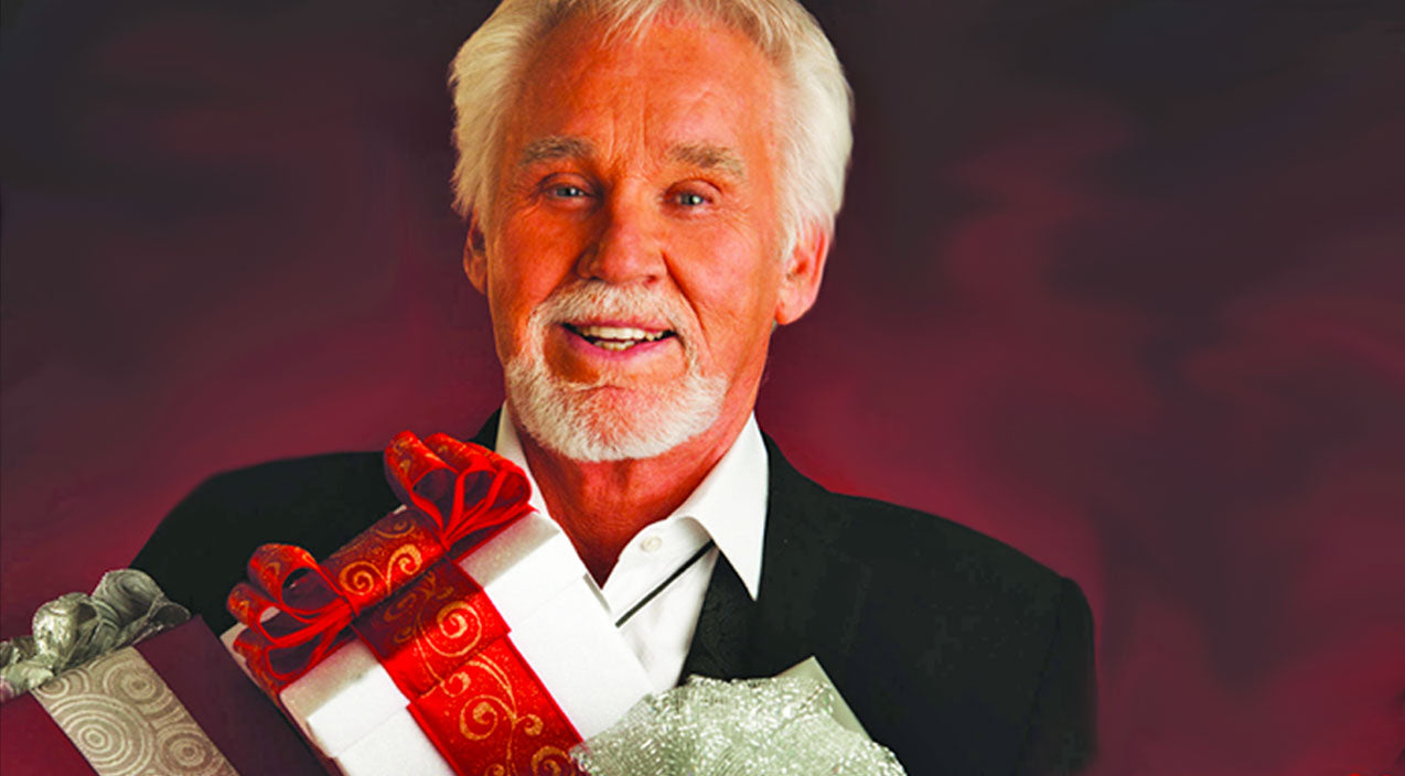 Kenny rogers Songs | After 17 Years, Kenny Rogers Launches Long-Awaited Christmas Album | Country Music Videos