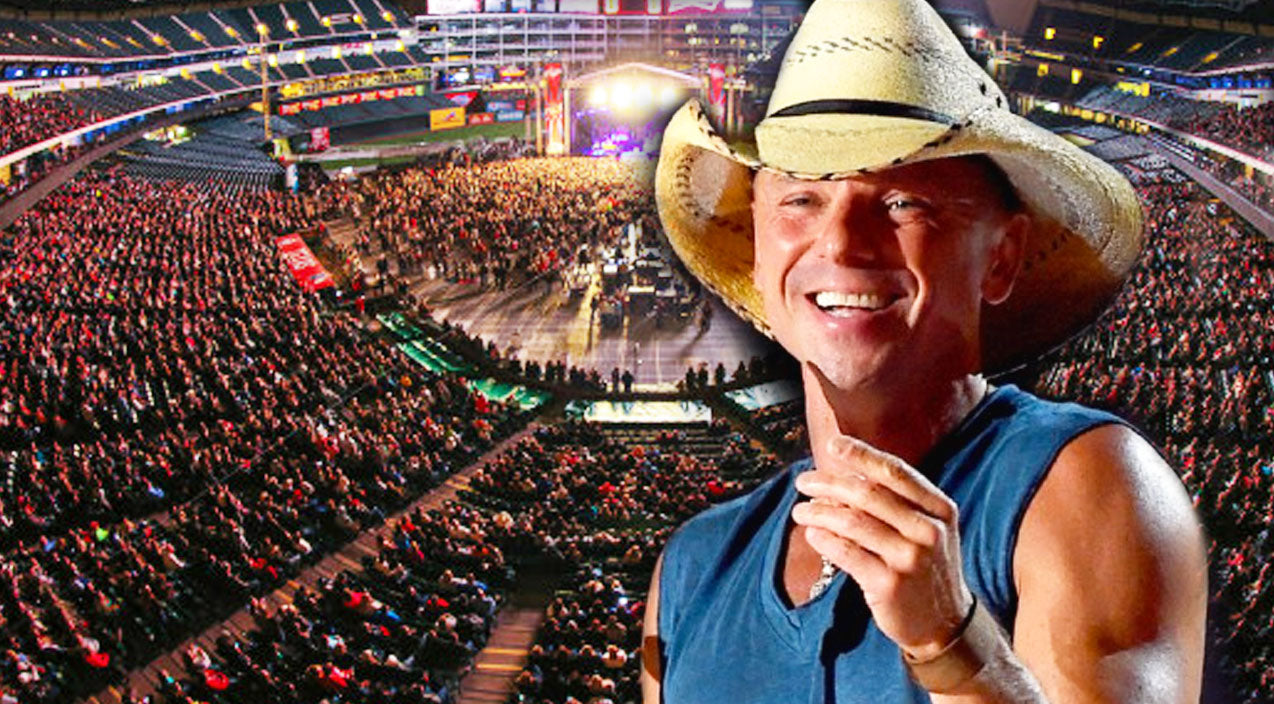 Kenny chesney Songs | ACM Awards: Behind The Scenes With Kenny Chesney (WATCH) | Country Music Videos