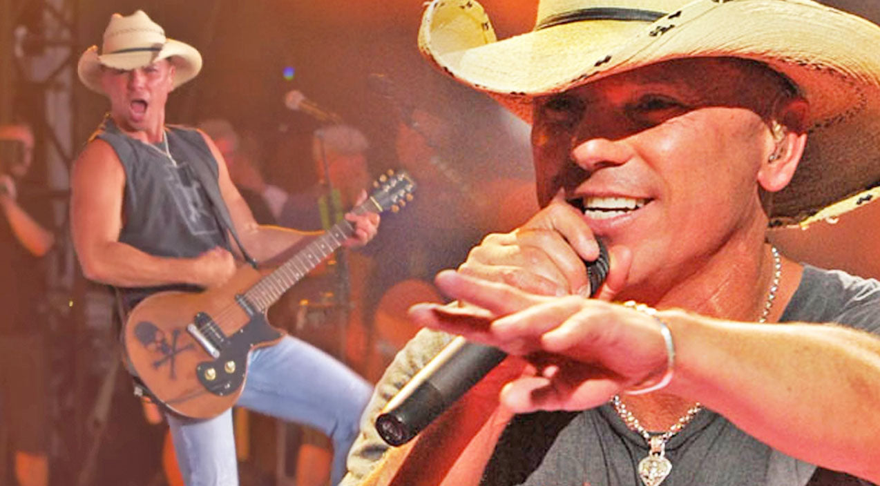 Kenny chesney Songs | Kenny Chesney Opens Show With Classic