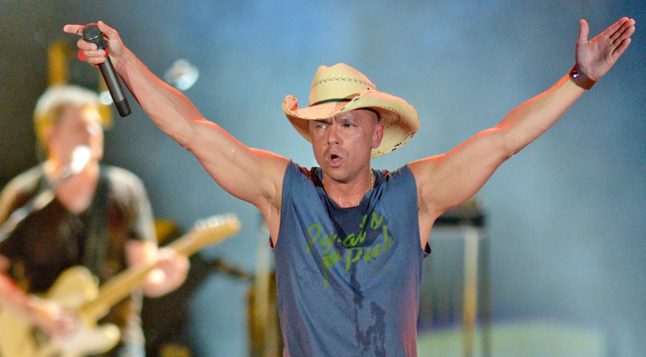 Kenny chesney Songs | See How Kenny Chesney Spends His 'Cheat Day' | Country Music Videos