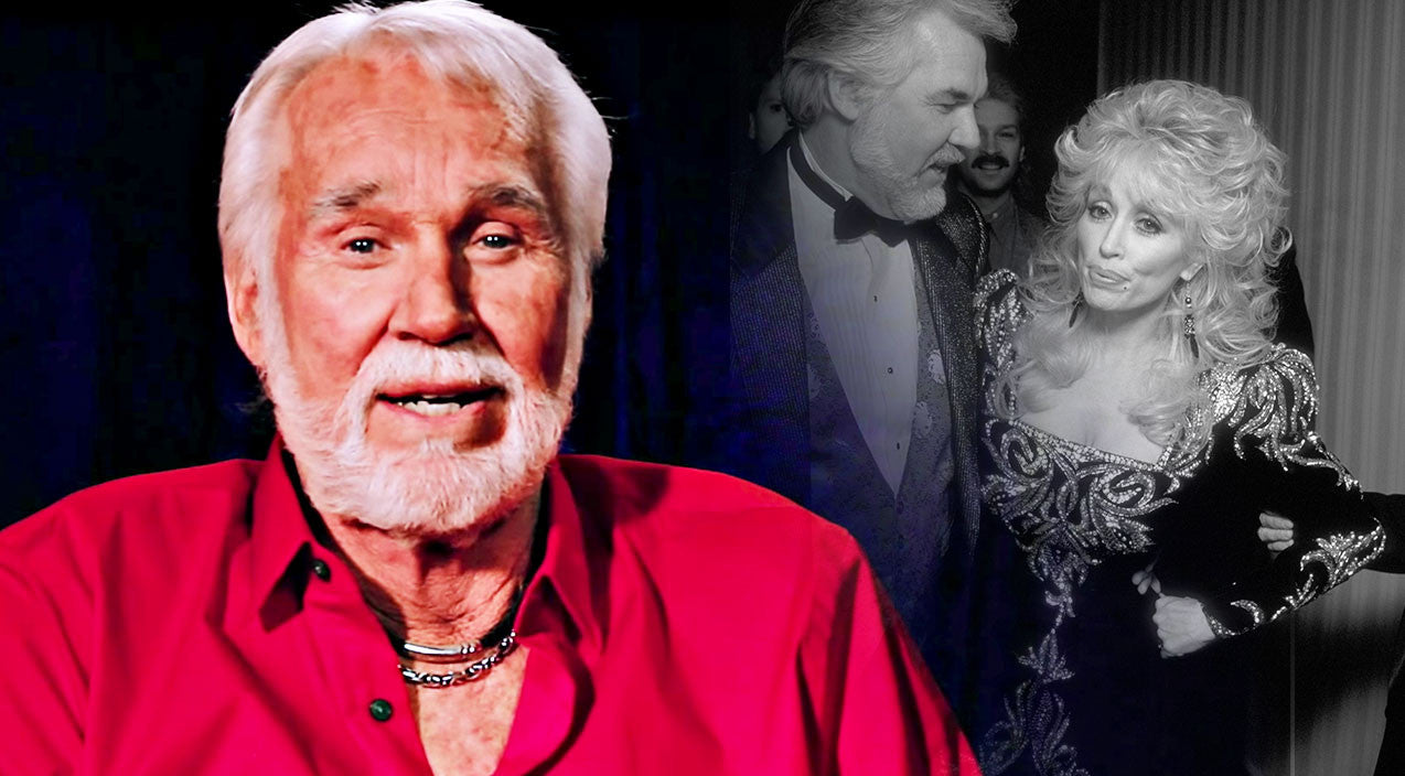 Kenny rogers Songs   Kenny Rogers Emotionally Recalls Telling Dolly 'Goodbye'   Country Music Videos