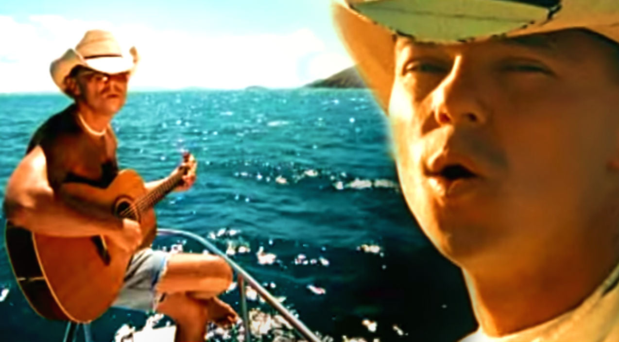 Kenny chesney Songs | Kenny Chesney - No Shoes, No Shirt, No Problems (WATCH) | Country Music Videos