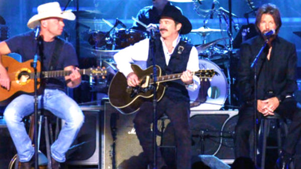 Kenny chesney Songs | Kenny Chesney With Brooks and Dunn - You're Gonna Miss Me (Brooks and Dunn ACM Last Rodeo) (VIDEO) | Country Music Videos