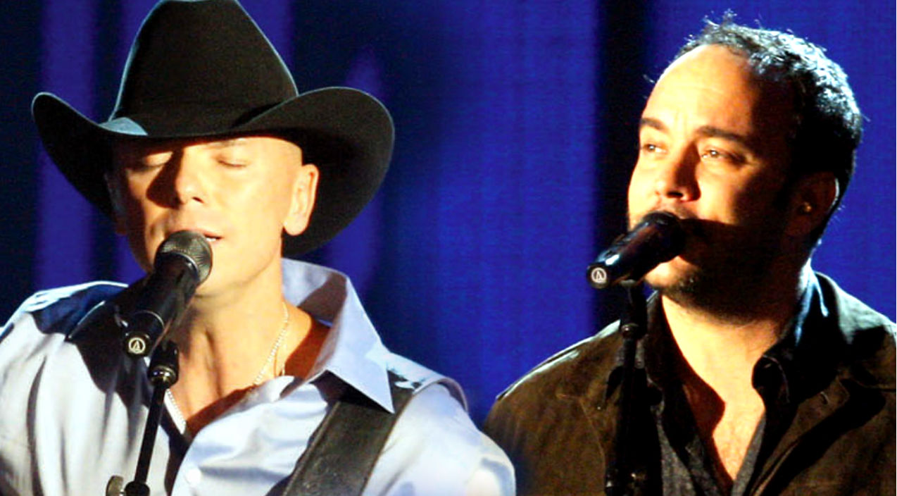 Kenny chesney Songs | Kenny Chesney and Dave Matthews - I'm Alive (Live CMA Performance) (VIDEO) | Country Music Videos