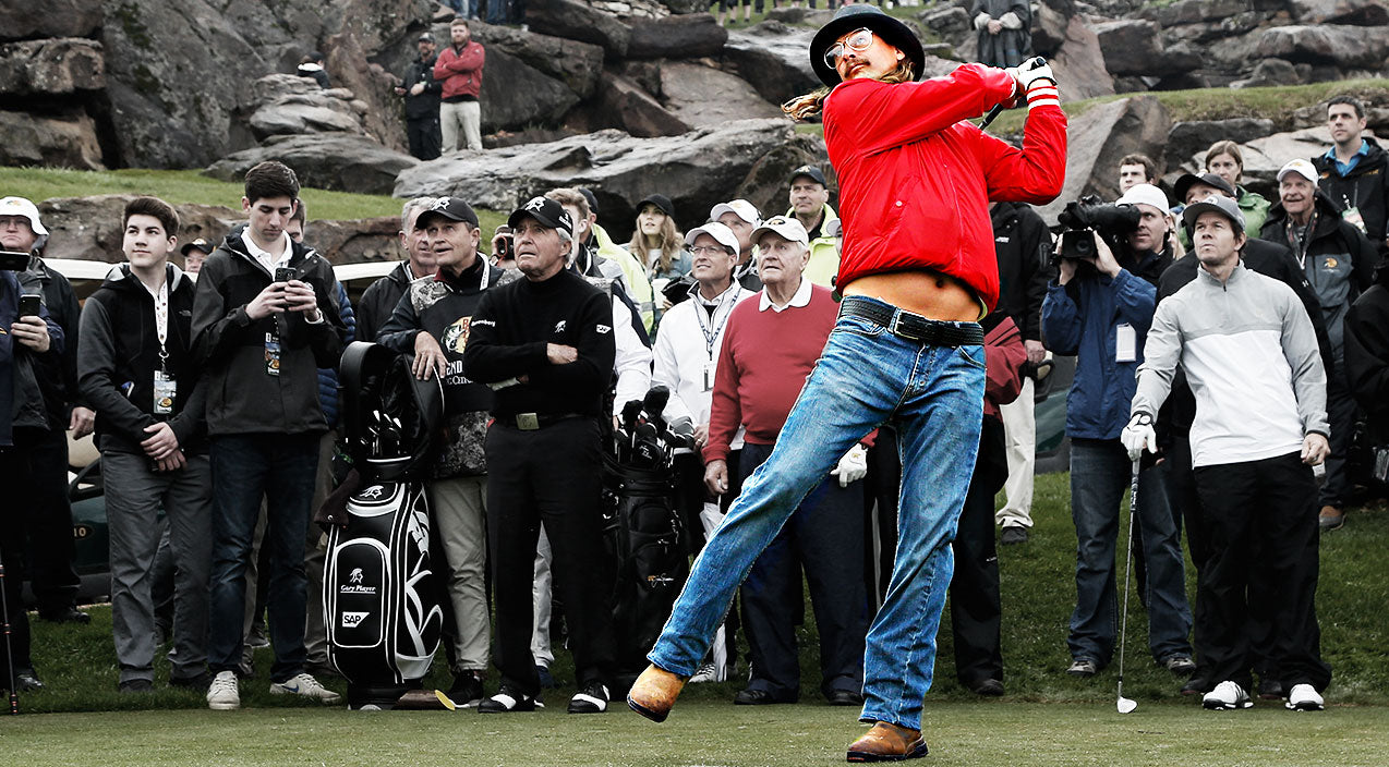 Kid rock Songs | Kid Rock Does Unthinkable In Front Of Golf Legend | Country Music Videos