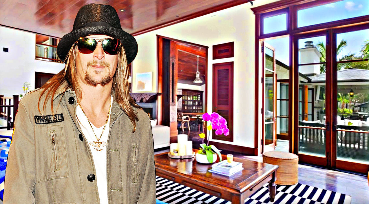 Kid rock Songs | Kid Rock Loses $2.1 Million On His Fancy California Mansion | Country Music Videos