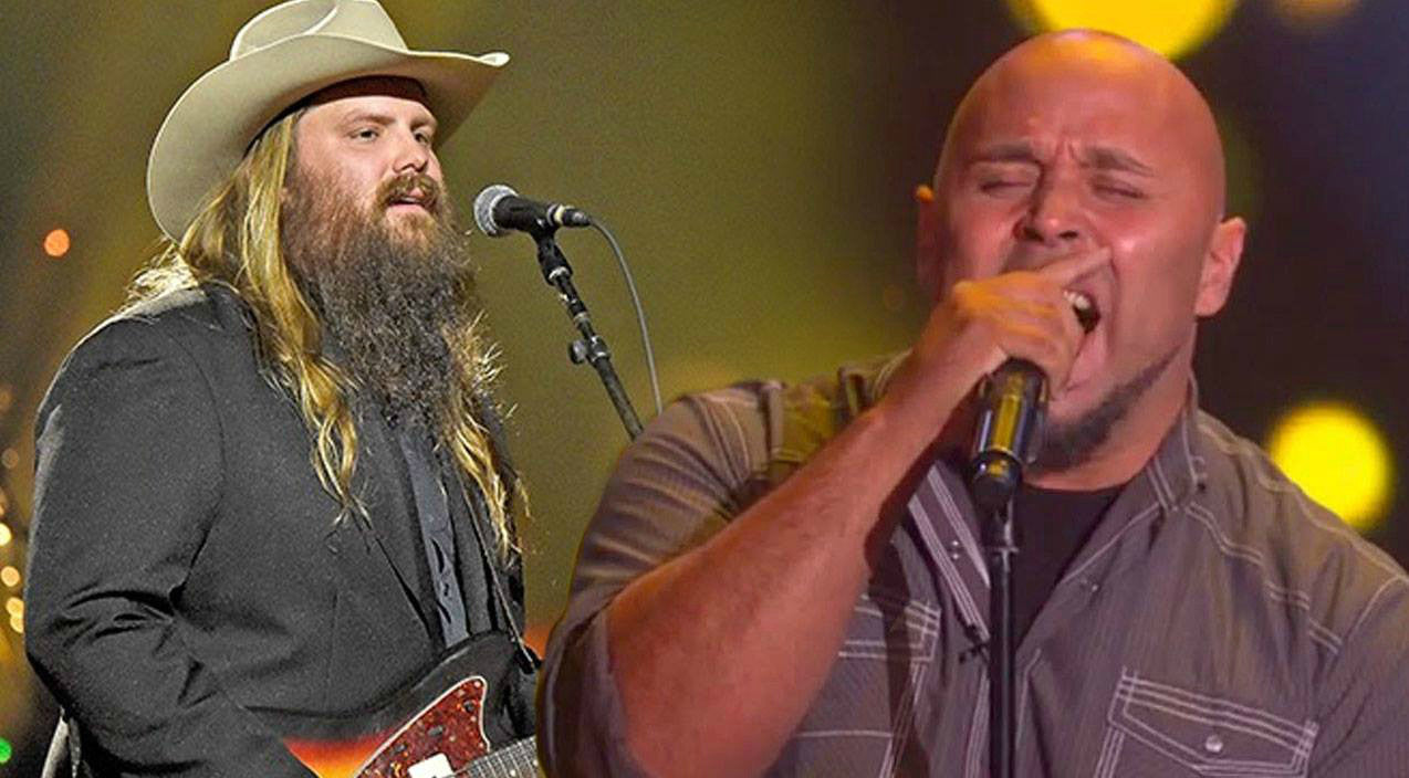 Kris jones Songs | 'Tennessee Whiskey' Dad Is Back With Another Jaw Dropping Chris Stapleton Cover | Country Music Videos