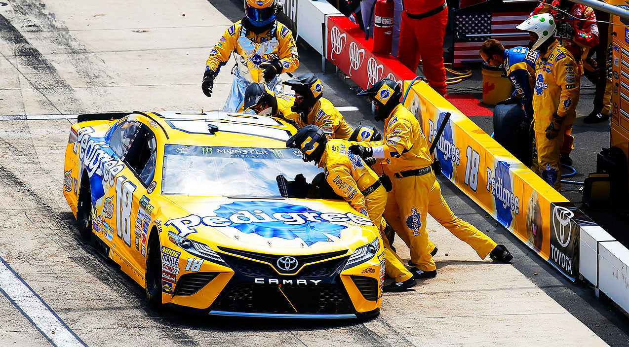Nascar Songs   Kyle Busch Suffers After His Crew's Big Mistake   Country Music Videos