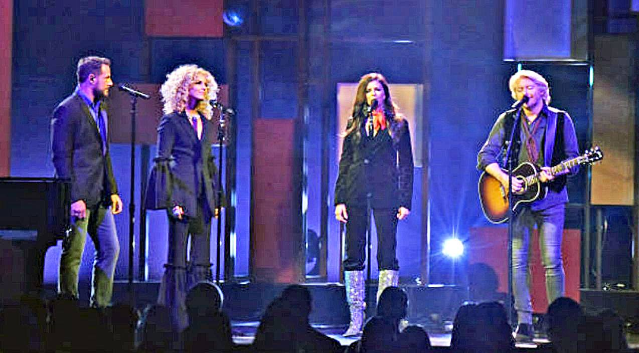 Little big town Songs | Little Big Town Pay Tribute To Glen Campbell With Moving 'Wichita Lineman' Performance | Country Music Videos