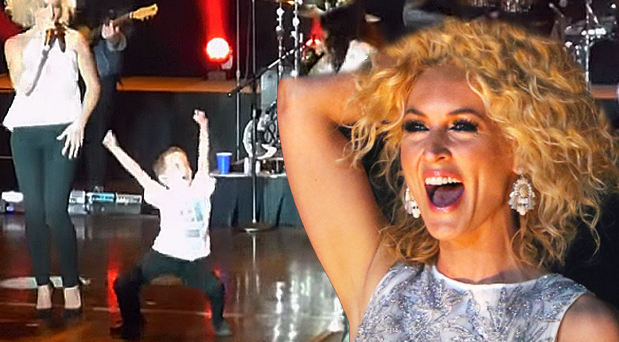 Little big town Songs | Dancing Boy Steals The Show At Little Big Town Concert (Adorable!) (WATCH) | Country Music Videos