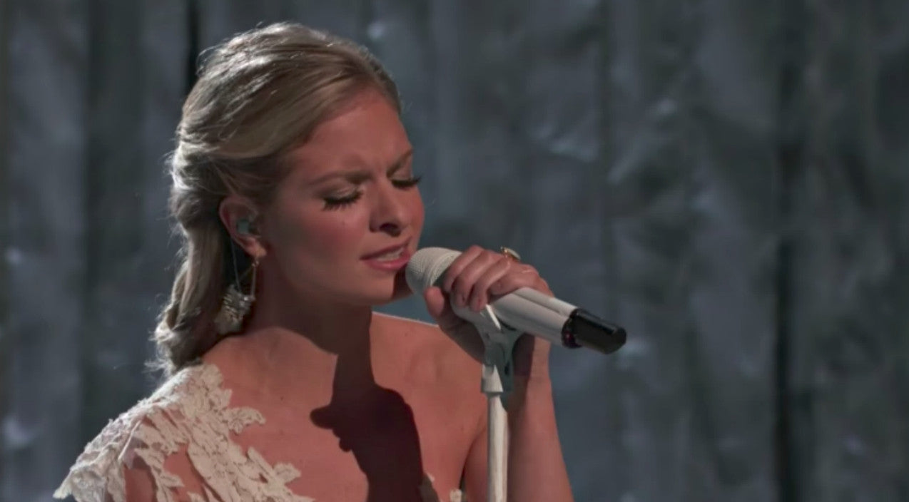 The voice Songs | Lauren Duski Delivers Flawless Performance Of