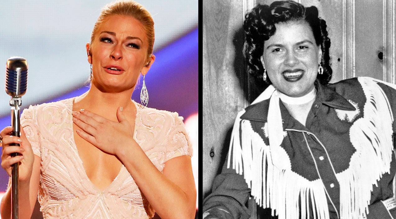 Patsy cline Songs | LeAnn Rimes Stuns With Tear-Filled Tribute To Patsy Cline | Country Music Videos