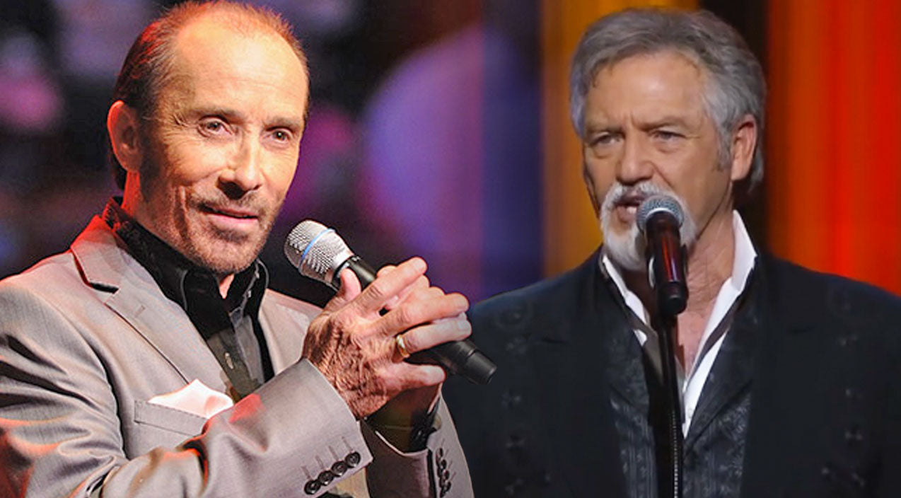 T.g. sheppard Songs | Lee Greenwood And Larry Gatlin Deliver Surprise 'Silent Night' Performance | Country Music Videos