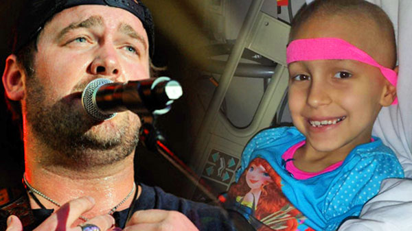 Lee brice Songs | Lee Brice Serenades Terminally Ill Little Girl Battling Cancer | Country Music Videos