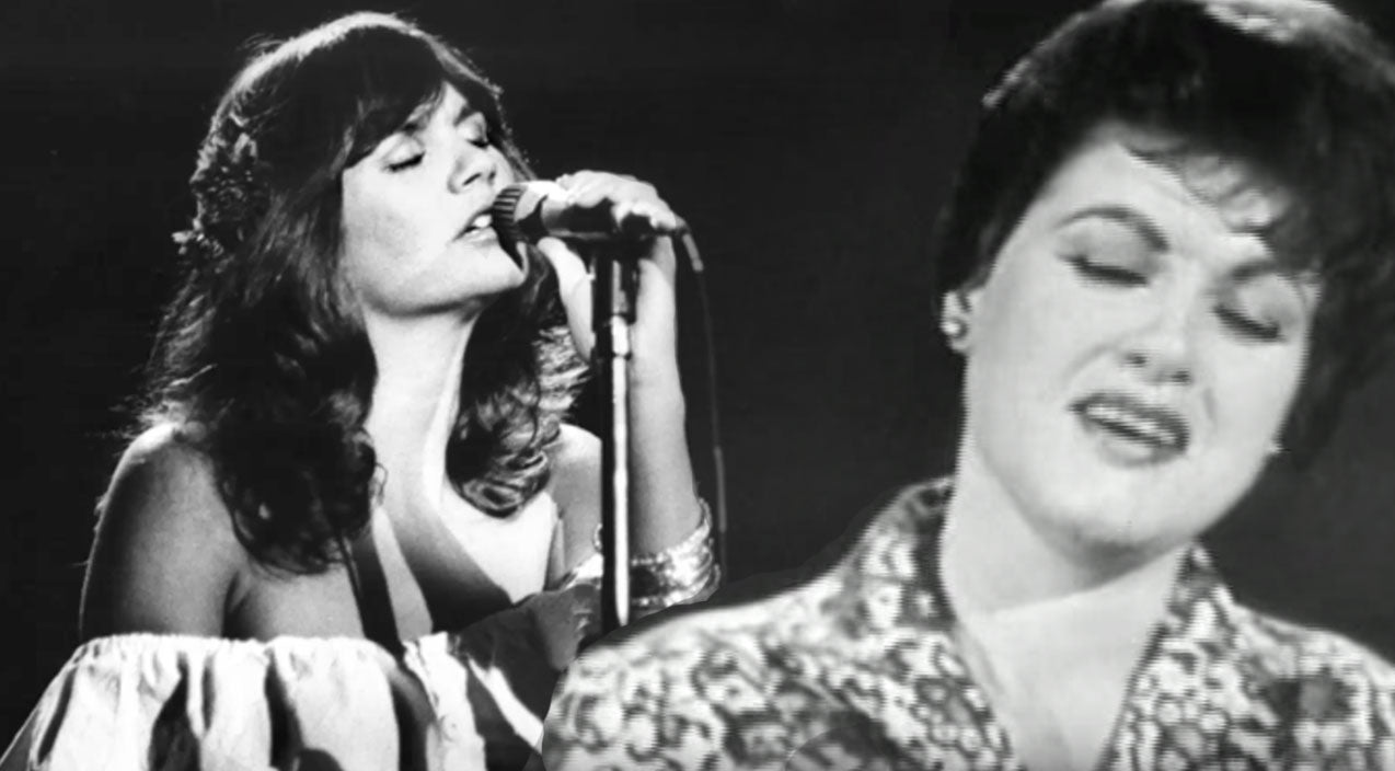 Patsy cline Songs | Linda Ronstadt's Almost-Forgotten Cover Of Patsy Cline Is Utterly Chilling | Country Music Videos