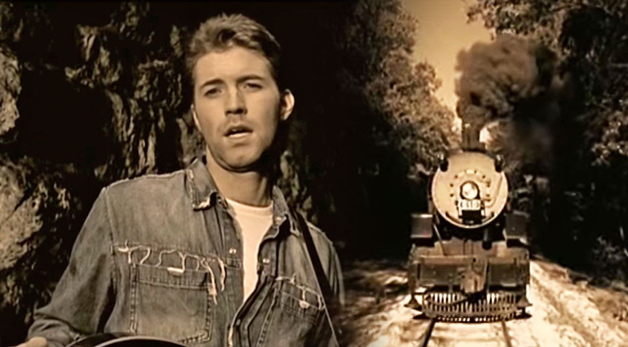 Josh Turner's 'Long Black Train' Delivers An Emotional Ride To Redemption | Country Music Videos