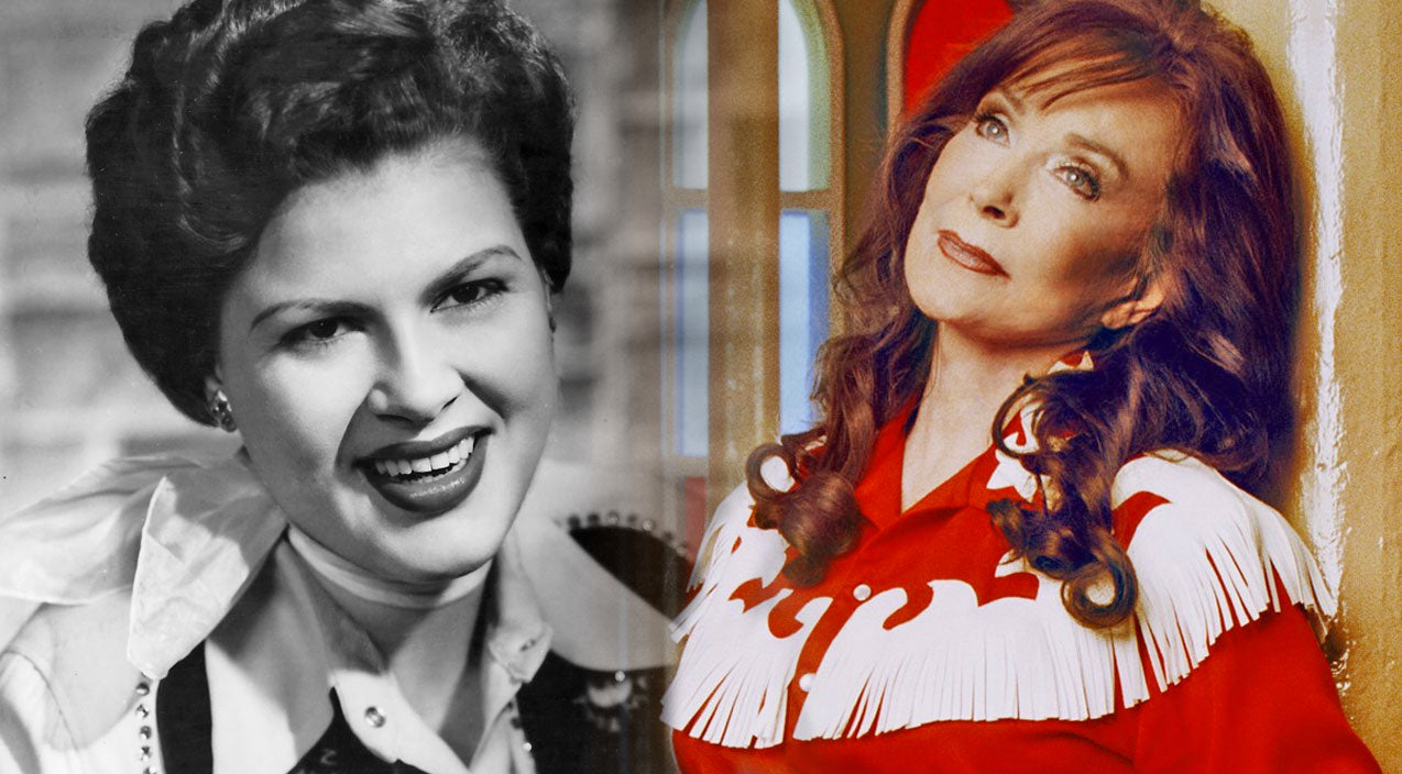 Patsy cline Songs | Overcome With Emotion, Loretta Lynn Honors Patsy Cline With Heartfelt Tribute | Country Music Videos