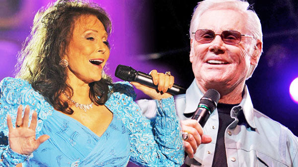 Loretta lynn Songs | George Jones and Loretta Lynn - We Sure Make Good Love (WATCH) | Country Music Videos