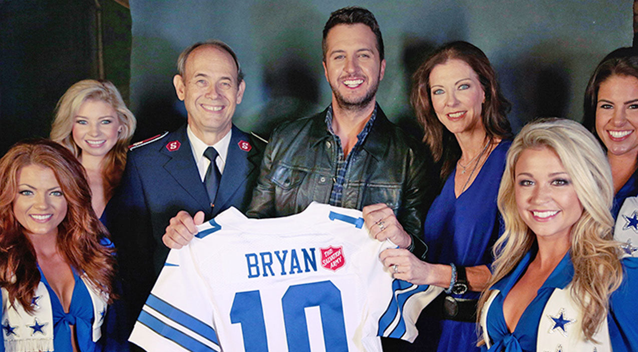 Modern country Songs | Luke Bryan Joins The Dallas Cowboys For This Truly Inspiring Announcement | Country Music Videos