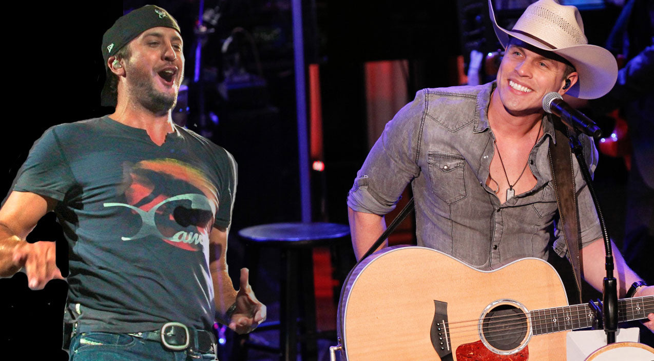 Modern country Songs | PHOTO: Luke Bryan Pranks Dustin Lynch With Sneaky Shirtless Snapshot | Country Music Videos